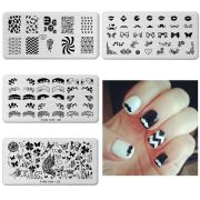 design pattern diy nail art