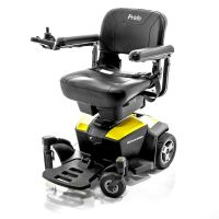New GO CHAIR Pride Mobility Travel Electric Powerchair ...