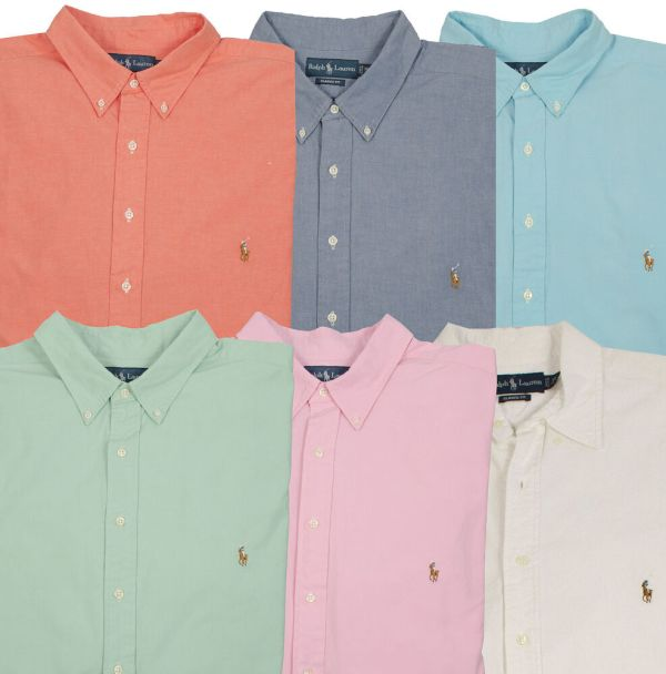 Big and Tall Men's Dress Shirts