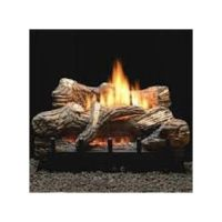 Ceramic Logs Fake Wood Flame 8 Pcs Fireplace Ethanol Gel ...