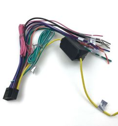 details about rosen universal wiring main harness for rosen pr series video navigation un1170 [ 1000 x 1000 Pixel ]
