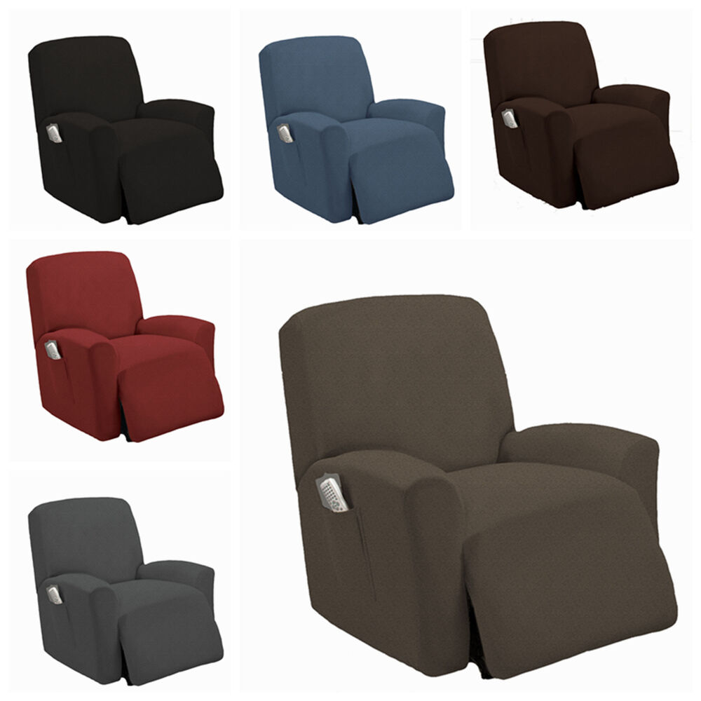 Stretch Recliner Slipcover Couch Cover Sofa Cover