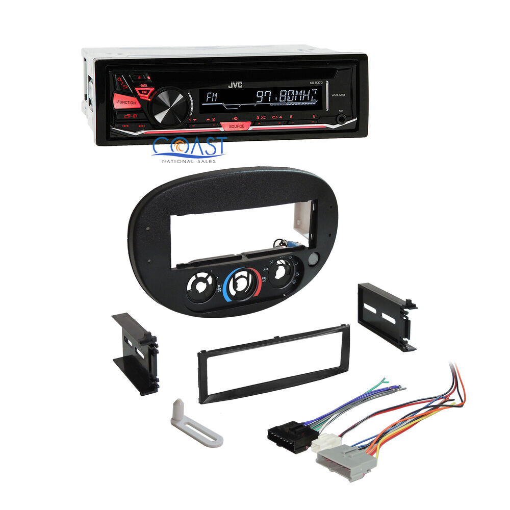 Jvc Car Stereo Wiring Schematic