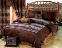 Mustang - Western - 5 Pc Twin Comforter Bedding Set ...
