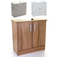 UNDER SINK CABINET BASIN STORAGE UNIT CUPBOARD BATHROOM ...