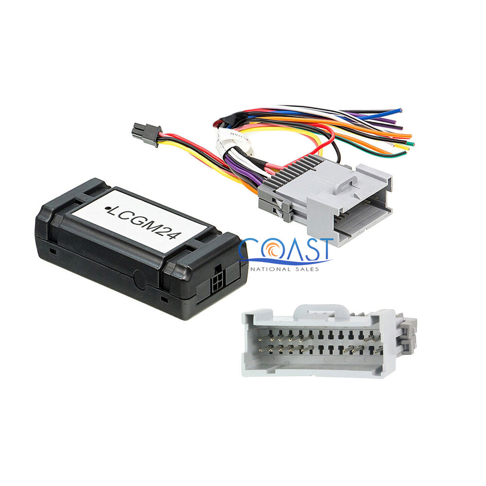 hight resolution of car audio gm general motor radio interface harness for 2000 up base model only