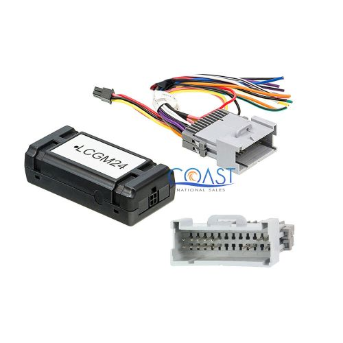 small resolution of car audio gm general motor radio interface harness for 2000 up base model only