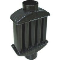 130mm / 5.12'' Flue Pipe Chimney Radiator Woodburner Wood