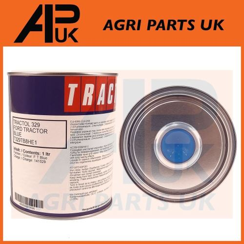 small resolution of details about 1 litre tractol ford new holland tractor blue paint 3000 4000 4600 5000 5610