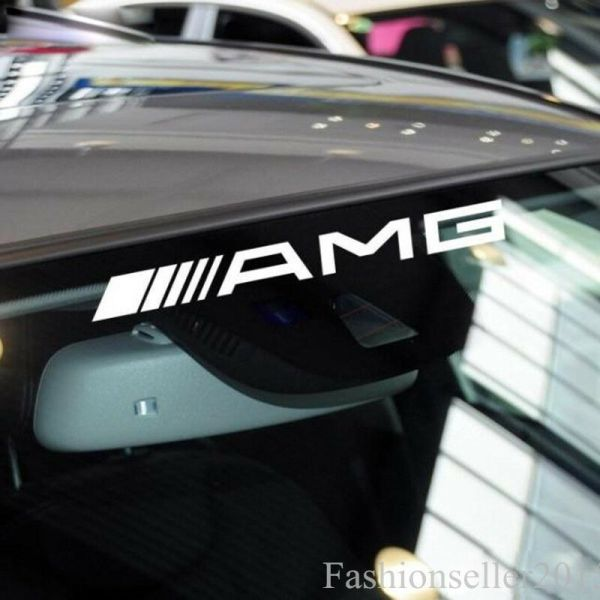 AMG FrontRear Windshield Decal Vinyl Car Stickers for