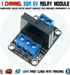 details about 1 channel 5v g3mb 202p omron ssr solid state relay module resistive fuse arduino [ 1000 x 1000 Pixel ]