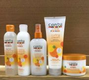cantu kids hair care products gentle