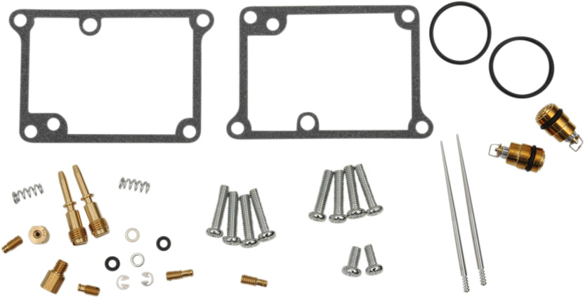 MOOSE CARBURETOR CARB REBUILD KITS KIT FOR 88-06 YAMAHA