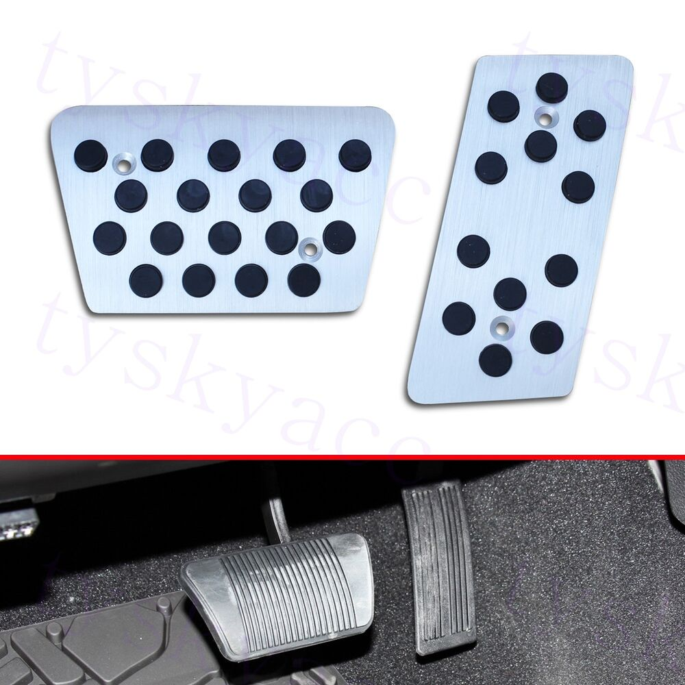 medium resolution of details about at car brake accelerator gas oil foot pedal cover for jeep wrangler jk 2007 2017
