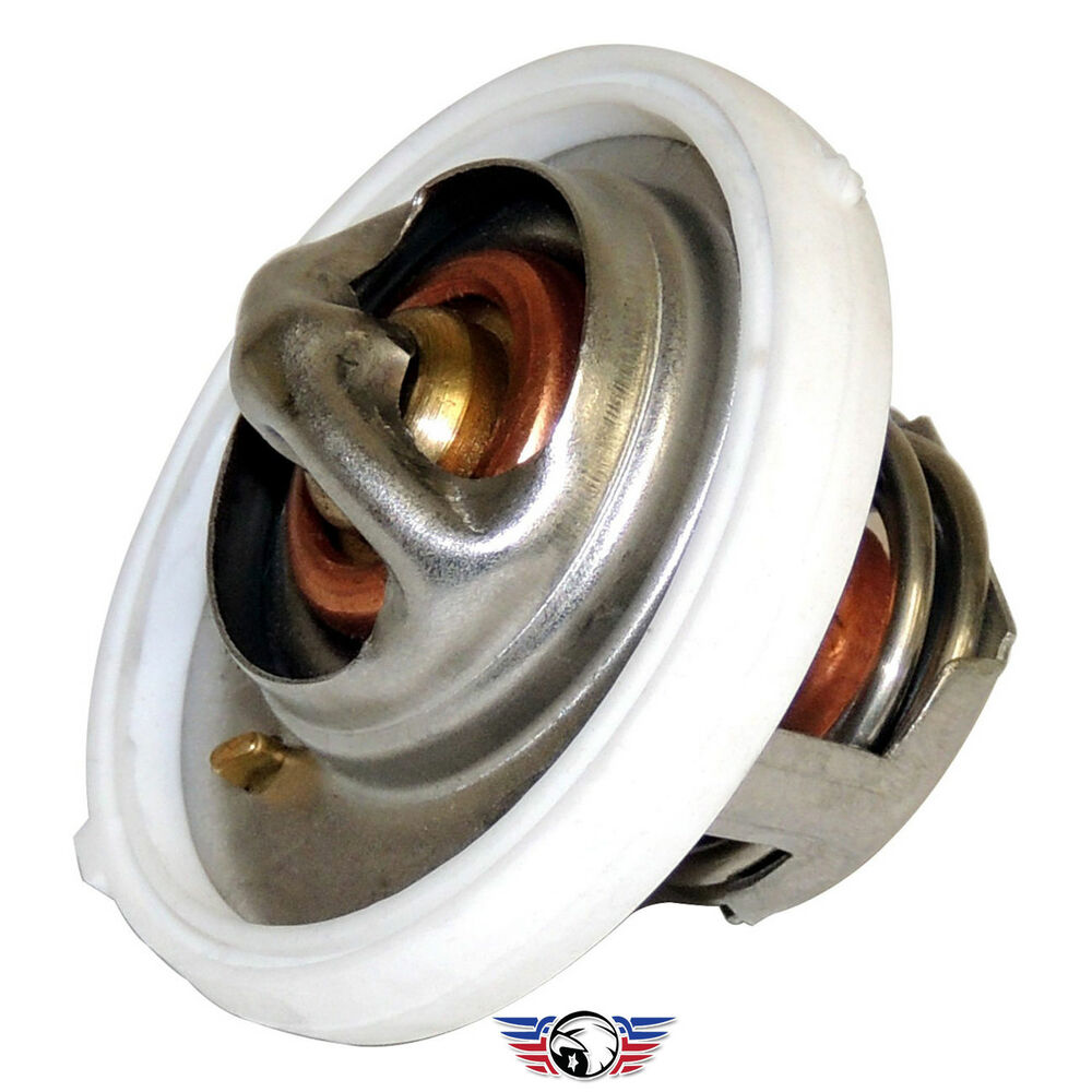 hight resolution of details about thermostat chrysler sebring stratus cirrus jr 2002 2006 2 4 l 68210220aa