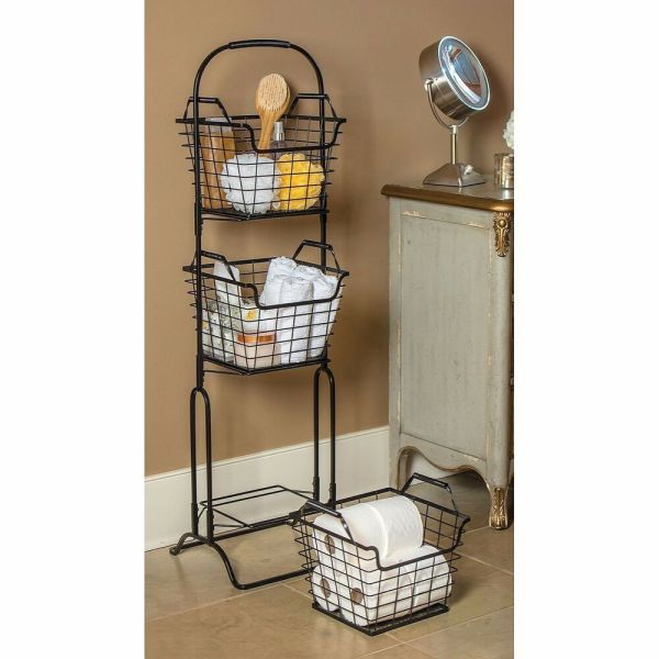 3 Tier Standing Fruit Basket - Home Ideas