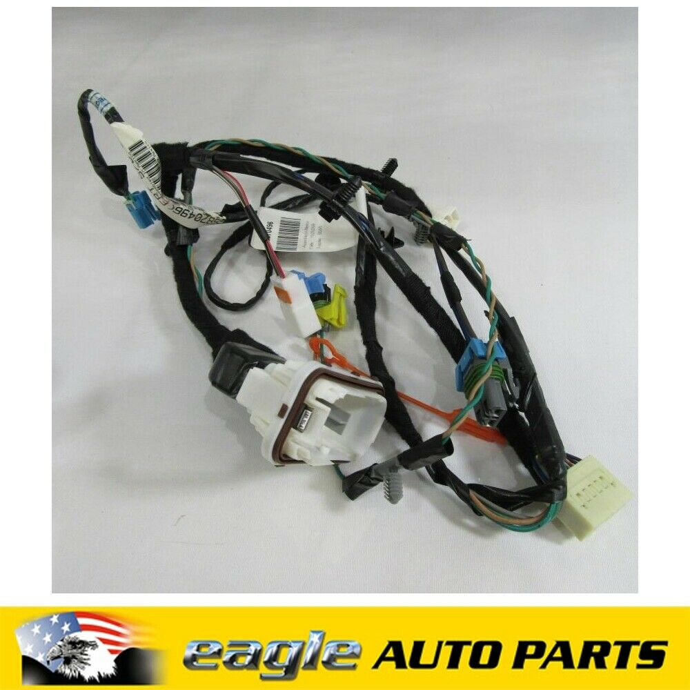 hight resolution of details about hummer h3 left hand front door wiring harness 25870496