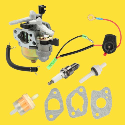 small resolution of details about carburetor fuel filter for honda gx160 5 5 hp gx200 6 5 hp lawn mower generator