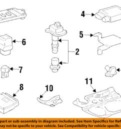details about toyota oem 93 98 supra distributor vacuum advance igniter 8962122030 [ 1000 x 814 Pixel ]