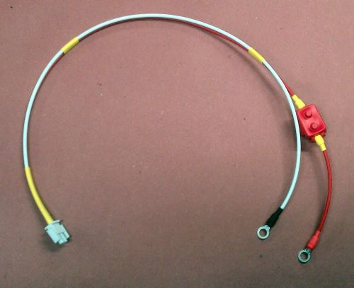 small resolution of 12 volt wiring harnes wire plu
