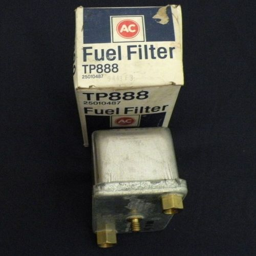 small resolution of details about nos 1978 1981 chevrolet c10 pickup fuel filter gm ac delco tp888 25010487
