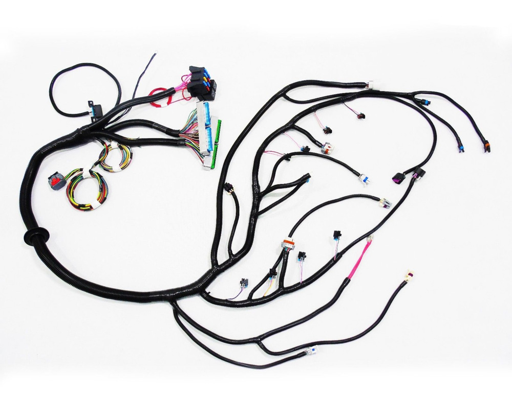03-07 LS VORTEC STANDALONE WIRING HARNESS DRIVEBYWIRE W