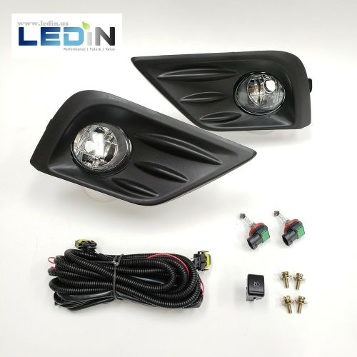 small resolution of details about fog light kit for 16 18 nissan altima wire harness switch bezel left right set
