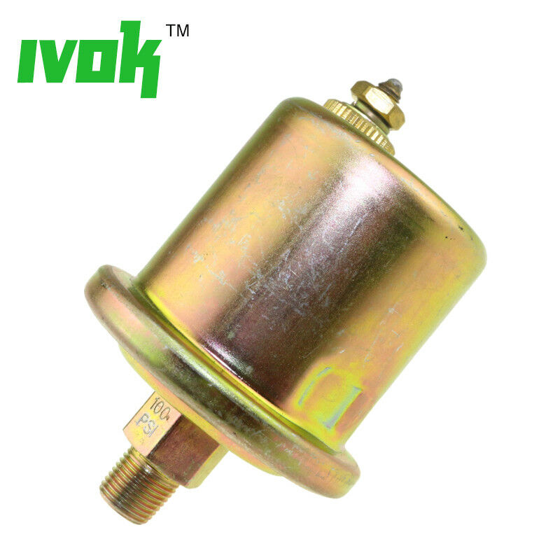 Sensor Is The Oil Pressure Switch But It Is Not