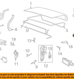 details about lincoln ford oem town car trunk lock or actuator latch release 8w1z5443200a [ 1000 x 798 Pixel ]
