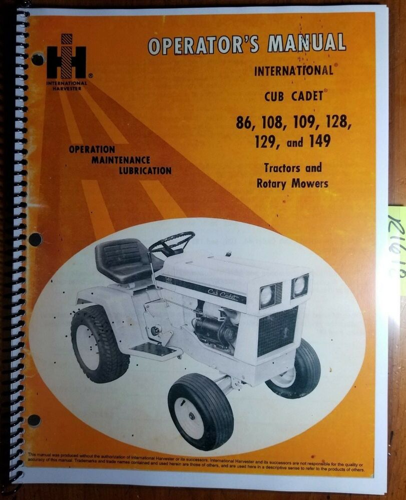 medium resolution of cub cadet 128 wiring diagram trusted schematics diagram international harvester 544 parts diagram ih international cub