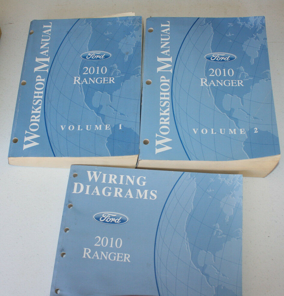 hight resolution of details about 2010 ford ranger service workshop manuals wiring diagrams