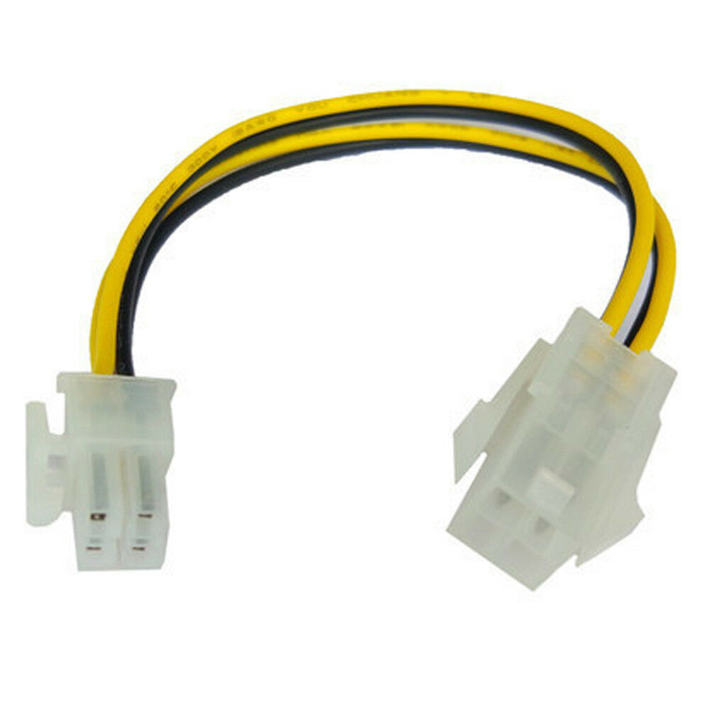 hight resolution of wire colors may vary between power supplies the location of the4pin cpu power supply extension cord