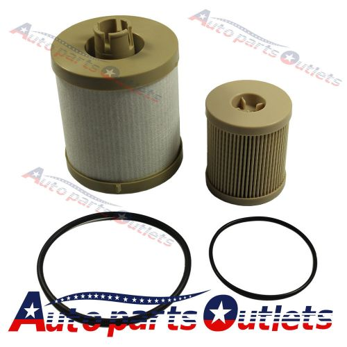 small resolution of details about new fuel filter for ford f250 350 450 diesel 6 0l powerstroke fd4616 fd4604