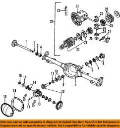 details about gm oem rear axle seals 26029139 [ 965 x 1000 Pixel ]