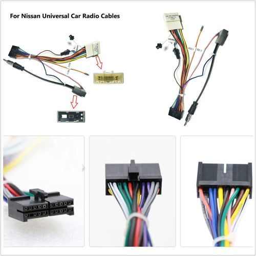 small resolution of details about for nissan android stereo dvd player 20 pin wire harness connector adapter cable