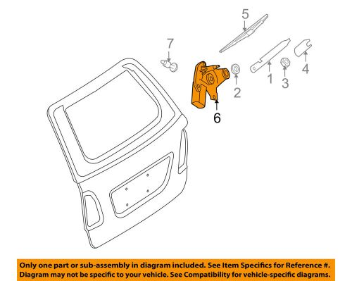 small resolution of details about mercedes mercedes benz oem 06 15 ml350 wiper rear window motor 2518200042