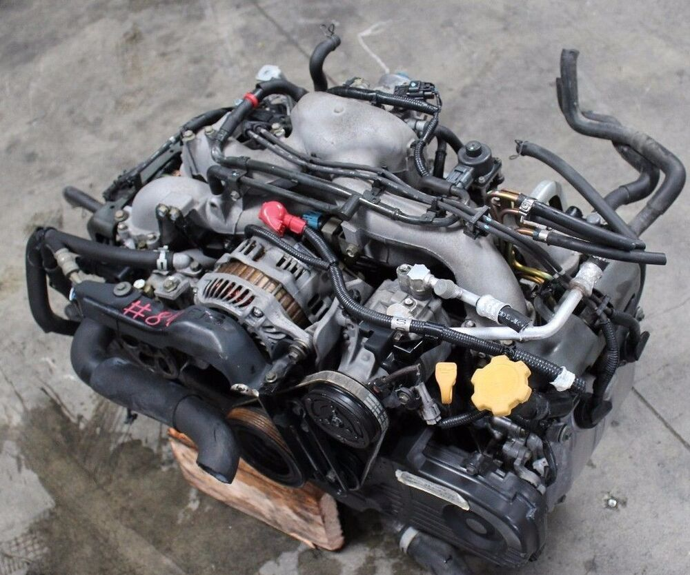 hight resolution of details about 99 05 subaru legacy outback 2 5 l ej25 engine ej253 motor 1999 2000 2001 2002 04