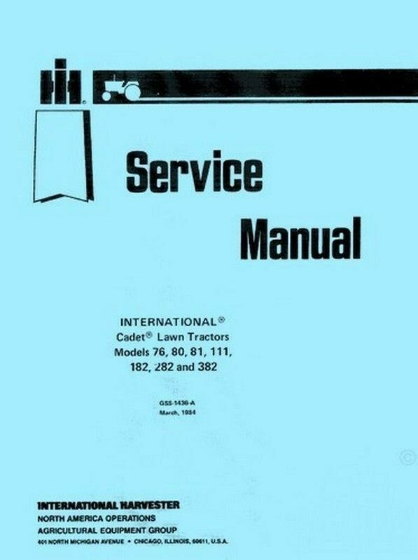 Repair Manual Service Manual Wiring Diagrams Assembly Disassembly