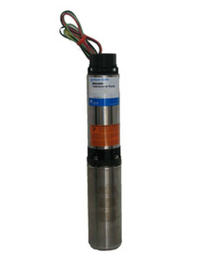Submersible Pump Wiring