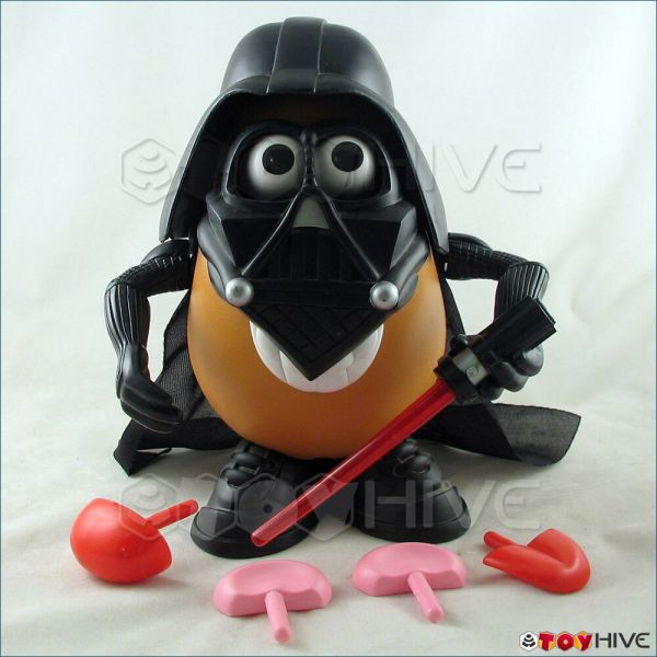 Star Wars . Potato Head Darth Tater Playskool Figure