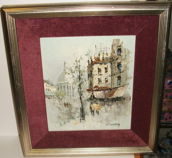 20+ Caroline Burnett Oil Painting Paris Pictures and Ideas on Meta