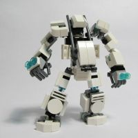 New LEGO Mech Hard-Suit Complete Custom Kit with ...