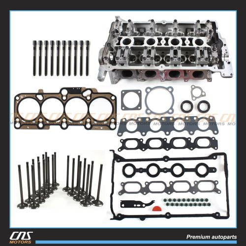 small resolution of details about bare cylinder head head gasket set bolts 136mm valve kit audi vw 1 8l turbo