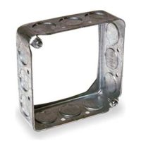 """(50 pc) 4"""" Square Electrical Extension Ring Box 1"""