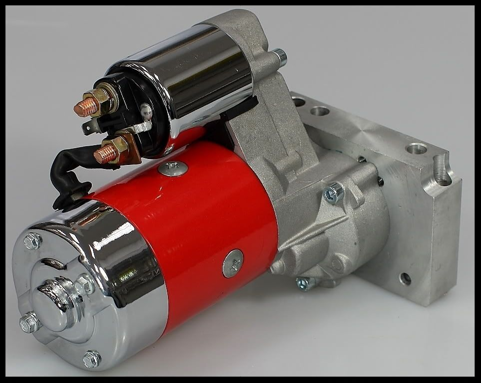Chevy 350 Starter Motor On Chevy High Torque Starter Wiring Diagram