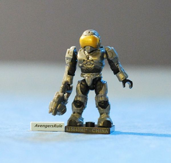 Halo Mega Bloks Spartans - Year of Clean Water