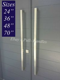 Pull Handles Long Door Handle Entry Modern Push Stainless ...