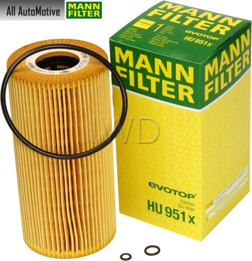 small resolution of details about oil filter fits mercedes e300d e300td 96 99 see details mann hu951x 6061800109