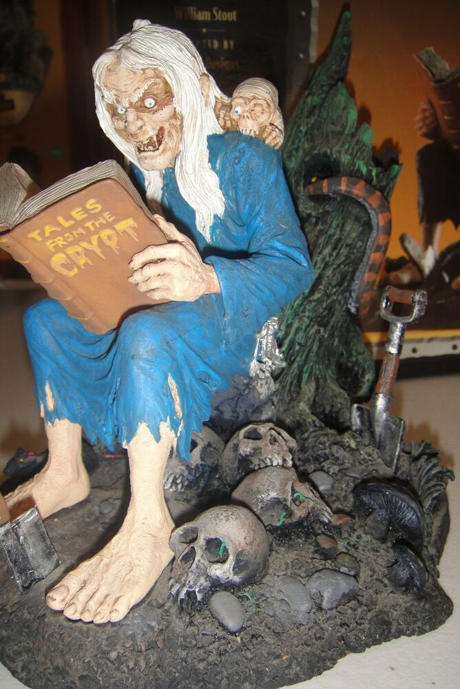 GRAPHITTI Amp BOWEN DESINGS TALES FROM THE CRYPT KEEPER