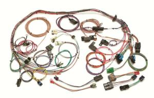 Painless Wiring Wiring Harness Fuel Injection GM CFITBI